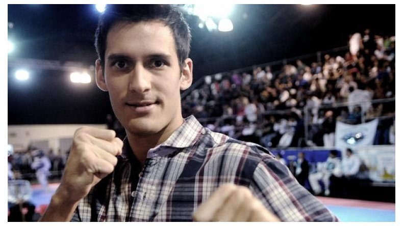 Sebastián Crismanich competirá en la categoría 80 kilos en la 25ª edición del Campeonato de los Estados Unidos de taekwondo.