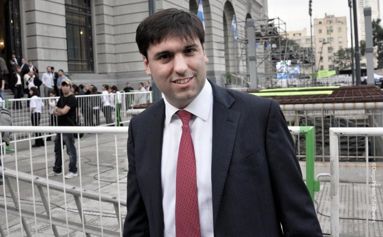 Diego Bossio encabeza el grupo de diputados que se fue del FpV para integrar un bloque propio del PJ en la Cámara baja.