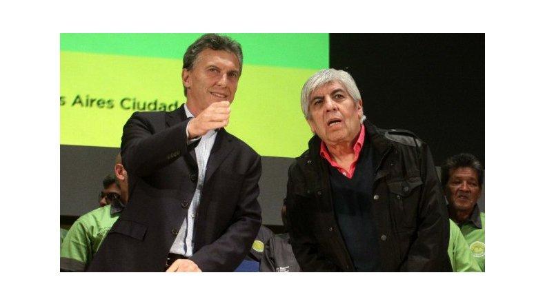 Macri recibirá la próxima semana a las tres CGT para encauzar la discusión paritaria