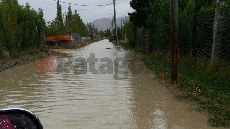 Jornada lluviosa