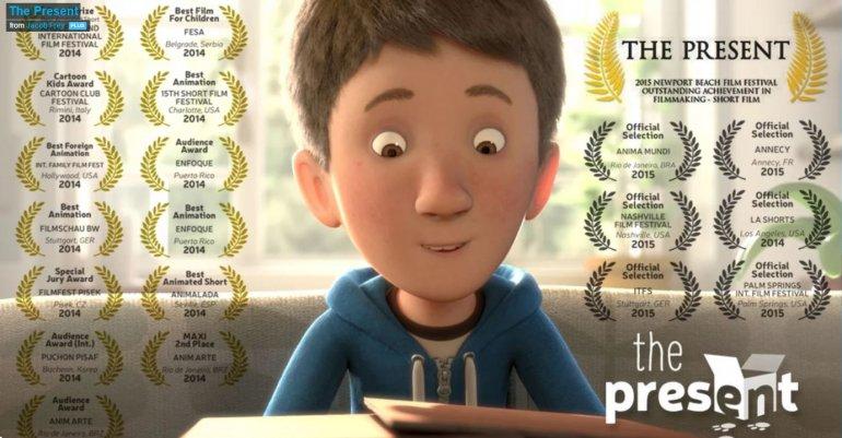 El corto animado que emociona al mundo