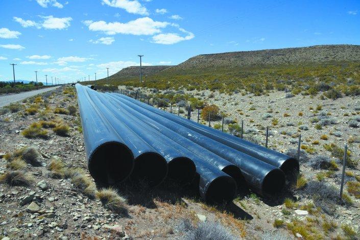 La repotenciación del sistema de acueductos permitirá garantizar el abastecimiento de agua en Comodoro Rivadavia