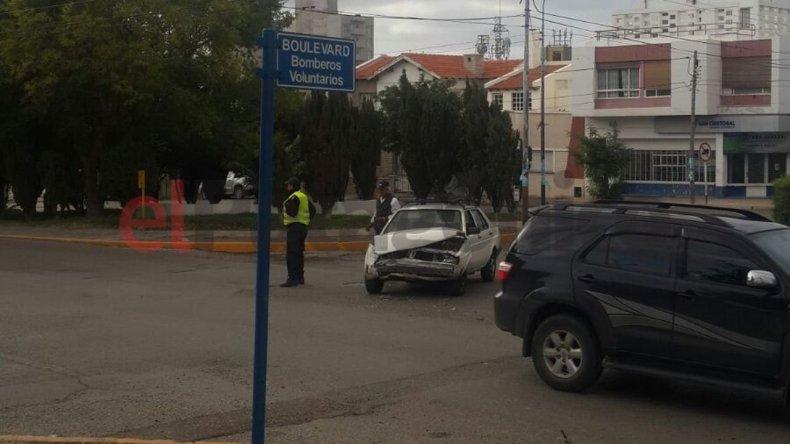 Foto: Lucas enviada víawhatsapp a El Patagónico.