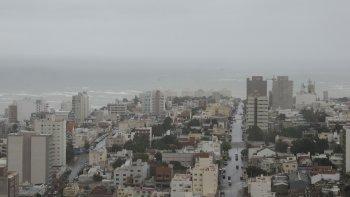 jueves fresco con probables lluvias aisladas