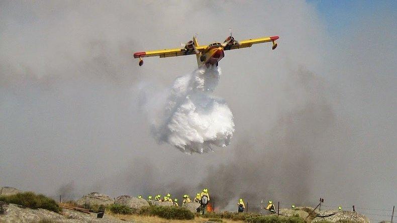 Por el incendio en Cholila ahora se cuestiona al responsable de medios aéreos
