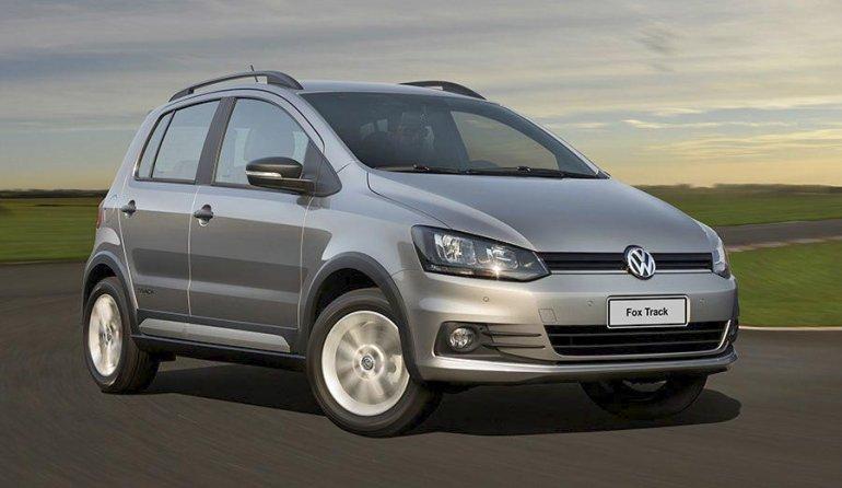 Volkswagen ya vende el Fox Track en Argentina
