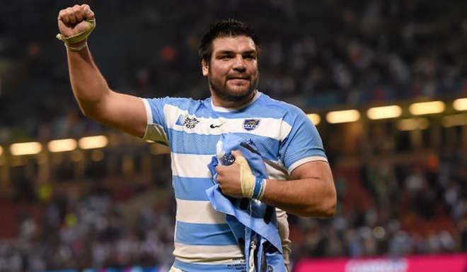 El Cumpa Ramiro Herrera jugará el torneo Super Rugby