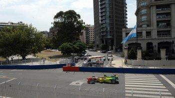 El circuito de Puerto Madero está listo para recibir por segunda vez a la Fórmula Eléctrica.