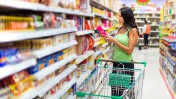 El estudio comprende precios exhibidos en supermercados de Buenos Aires.