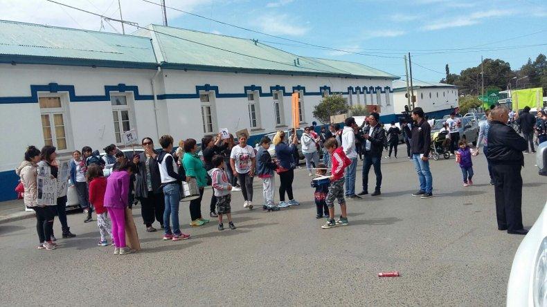 Marcha en pedido de justicia por los homicidios de Nicolás Cárdenas y Jorge Hernández
