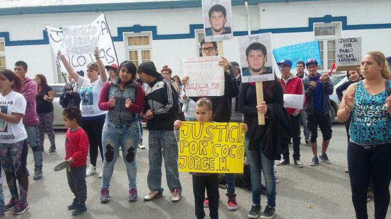 Suspenden la marcha en pedido de Justicia por la muerte de Nicolás Cárdenas