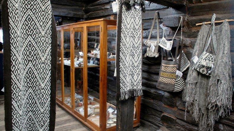 Durante la experiencia se puede visitar una Casa de ventas de Artesanías
