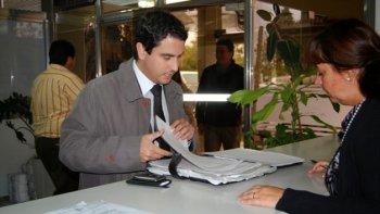 Diego Martínez Zapata, fiscal de Estado de Chubut.