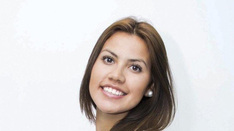 Maira García.