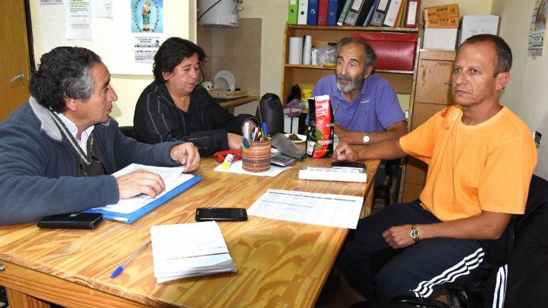 Delegados se reunieron para debatir los problemas que aquejan a la cooperativa.