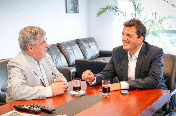 Sergio Massa cumplirá el martes una nueva visita a Chubut.