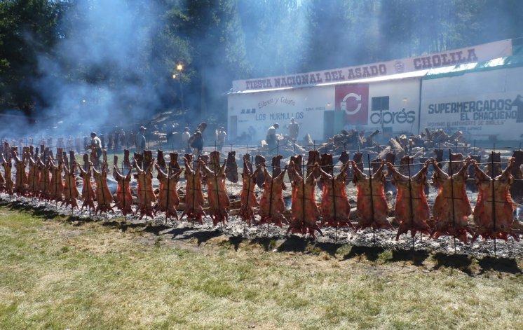 Con 320 asadores realizarán la Fiesta Nacional del Asado