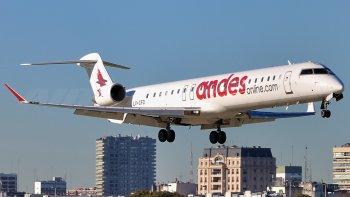 Habrá un vuelo diario que unirá Buenos Aires-Madryn-Comodoro