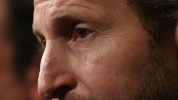 El ministro del Interior, Rogelio Frigerio, volvió a negar que el Gobierno busque ponerle un techo a las paritarias.