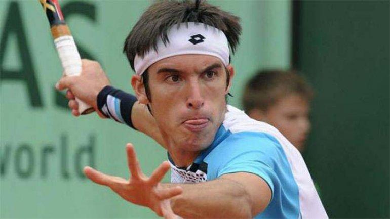 Leonardo Mayer es el mejor tenista argentino de la actualidad en ránking de la ATP.