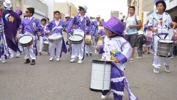 Chicos y grandes serán protagonistas del espectáculo multicolor que se desarrollará por la San Martín.
