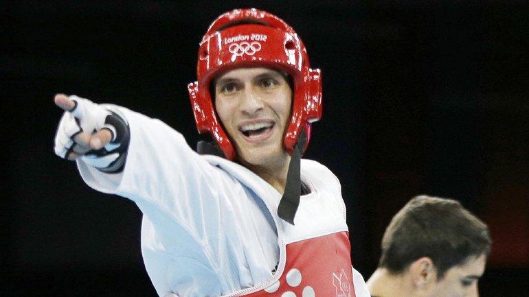 Sebastián Crismanich ya sueña con clasificarse para Río 2016.