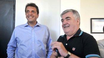 Sergio Massa vuelve a Chubut para mantener un encuentro con Mario Das Neves.