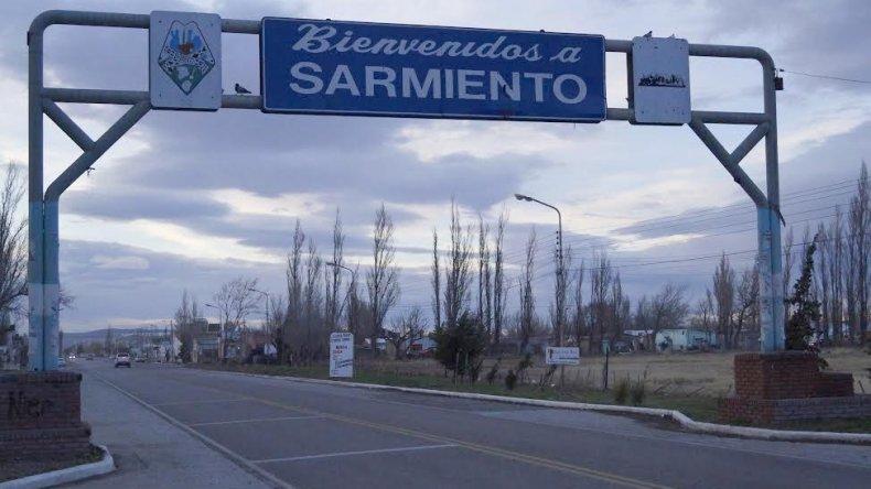 El incidente ocurrió en Sarmiento y fue denunciado por el damnificado.