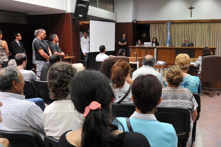 Los juicios por jurados se aplican en casos donde la expectativa de pena supera los 15 años de prisión.