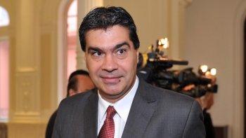 Jorge Capitanich es uno de los impulsores de la reunión de hoy.
