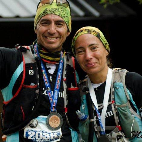 Marcelo Rementería y Alejandra Fernández ponen en marcha su 11ª participación en El Cruce Columbia.