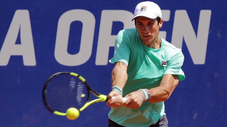 Facundo Bagnis quedó eliminado del Argentina Open que se disputa en Buenos Aires.