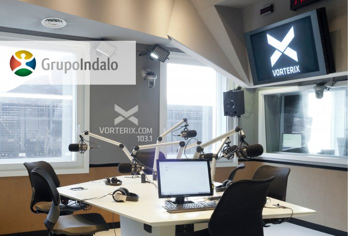 Indalo Media suma a CN23, Vorterix y El Argentino