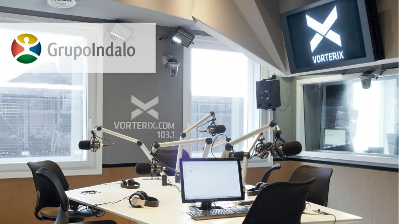 Indalo Media multiplica audiencias al adquirir CN23, Vorterix y El Argentino