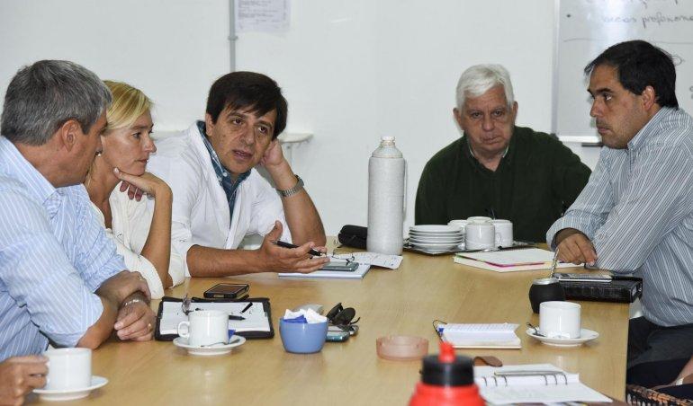 En el Concejo Deliberante los responsables de la salud pública volvieron a intercambiar ideas para buscarle soluciones a un tema preocupante.