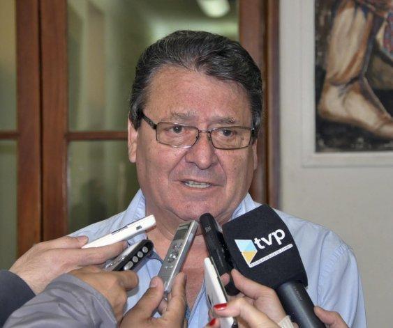 Víctor Cisterna hizo una propuesta y rápidamente le contestaron desde Comodoro.