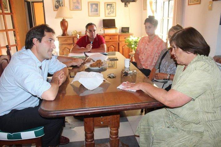 Ciudadela espera obras de gas, luz y recreación