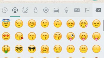 los nuevos emoticones de whatsapp ya estan disponibles