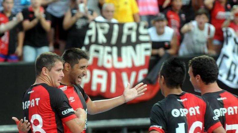 Colón viene de ganarle 2-1 a Arsenal.