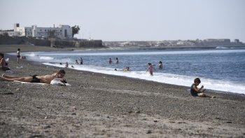 continuan los dias de playa