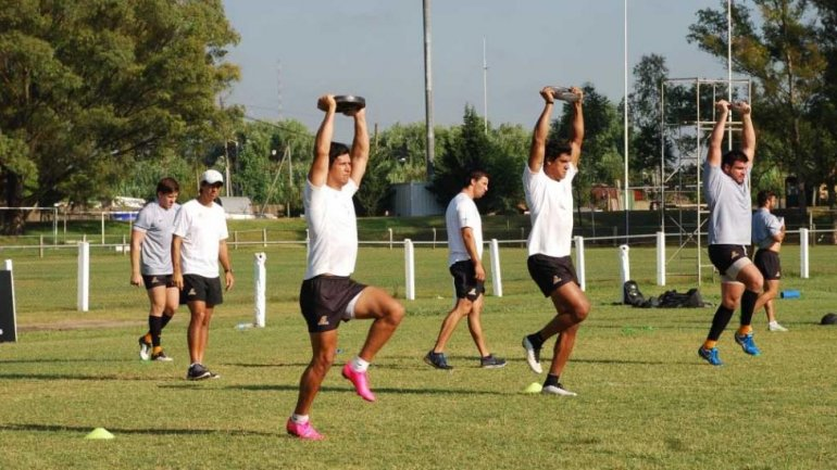 El equipo argentino de Super Rugby confirmó su XV para el primer amistoso