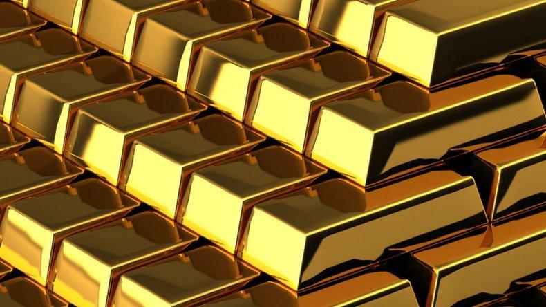 El oro bate récords del  siglo XIX
