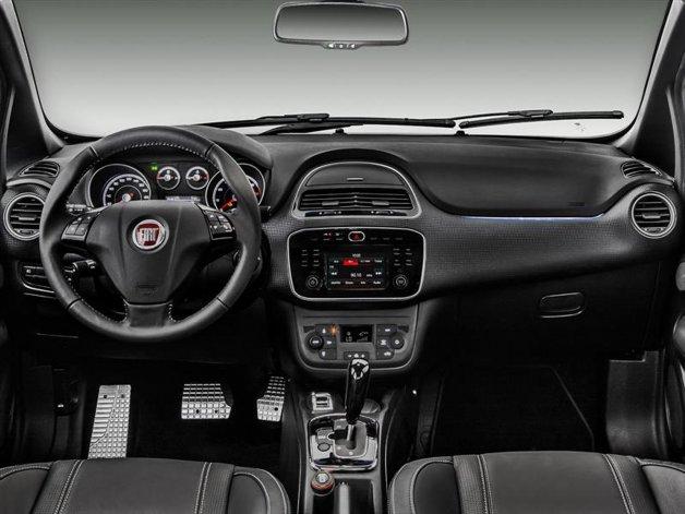 FIAT Punto Blackmotion, con toque deportivo
