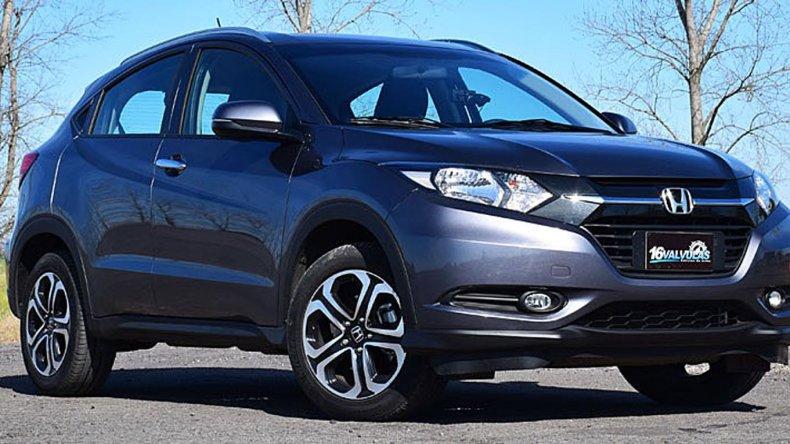 Honda presentó la nueva HR-V EX