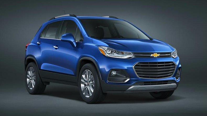 El Chevrolet Tracker renueva diseño y tecnología