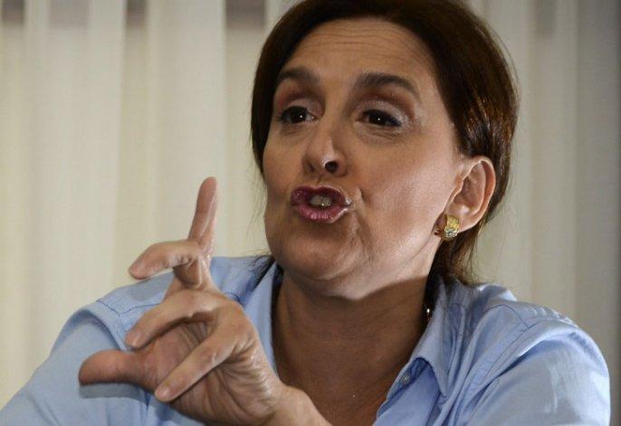 Michetti despidió a otros 300 empleados del Senado