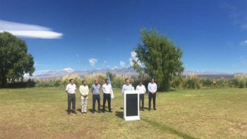 Se terminan las retenciones a las exportaciones mineras, dijo Macri.