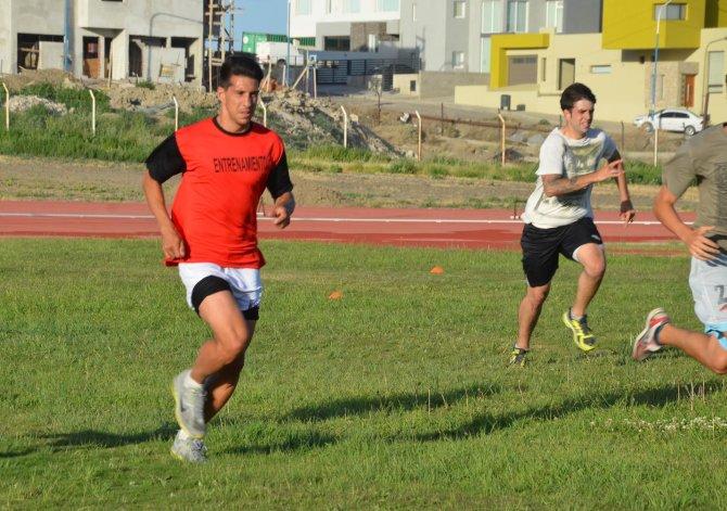 Mauro Villegas se está reencontrando con su máximo nivel desde que llegó a Ameghino.