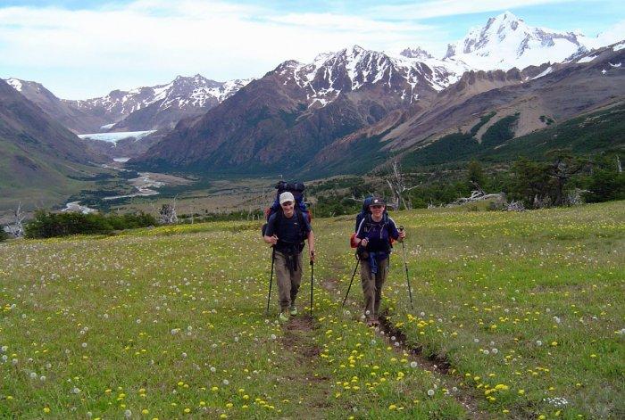 La oferta para aventurarse en el trekking es múltiple