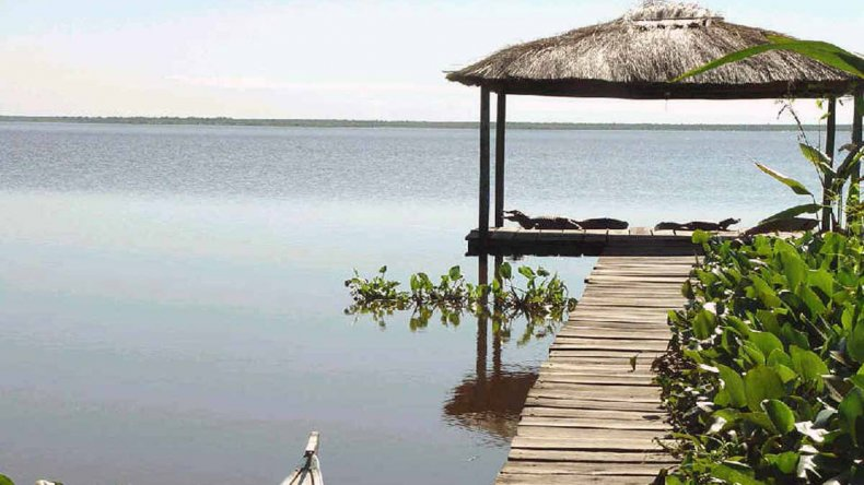 Laguna Blanca es además sede de la Fiesta Nacional del Pomelo